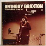 Bild zu 3 Compositions of new jazz von Anthony Braxton