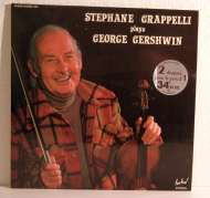 Bild zu Stephane Grappelli plays George Gerswhin von Stephane Grappelli