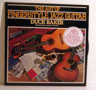 Bild zu The art of fingerstyle jazz guitar von Duck Baker