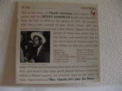 Bild zu Charlie Christian with the Benny Goodman Orchestra von Charlie Christian