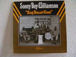 Bild zu King Biscuit Time von Sonny Boy Williamson
