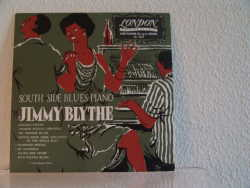 Bild zu South side blues piano von Jimmy Blythe