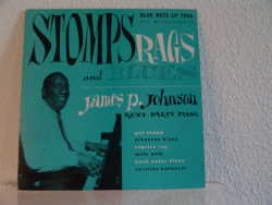 Bild zu Stompers, Rags and Blues von James P. Johnson