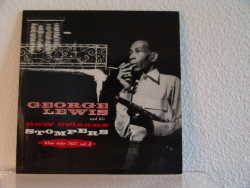 Bild zu Georege Lewis and his new orleans Stompers (vol 3) von George Lewis