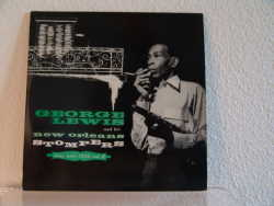 Bild zu George Lewis and his new Orleans Stompers (vol 4) von George Lewis