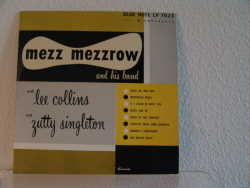 Bild zu Mezz Mezzrow and his Band von Mezz Mezzrow