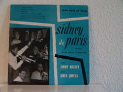 Bild zu Sidney DeParis and his Blue Note Stompers von Sidney DeParis