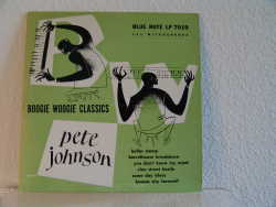 Bild zu Boogie Woogie Blues and Skiffle von Pete Johnson