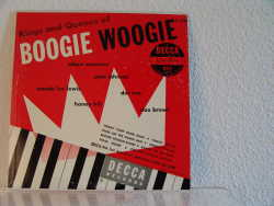 Bild zu Kings and Queens of Boogie Woogie von Various Artists