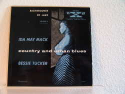 Bild zu Country and Urban blues von Ida May Mack