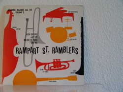 Bild zu Wilbur DeParis and his Rampart St. Ramblers (2) von Wilbur DeParis