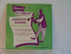 Bild zu The King of new orleans Clarinet von Johnny Dodds