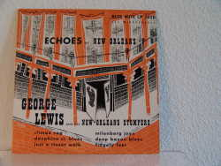 Bild zu George Lewis and his New Orleans Stompers (VOL 1) von George Lewis
