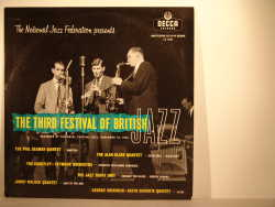 Bild zu the third festival of British Jazz von Various Artists