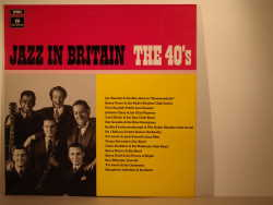 Bild zu Jazz in Britain, the 40s von Various Artists