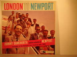 London To Newport, mit Kenny Wheeler!)