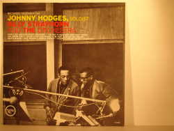 Bild zu Johnny Hodges wiht Billy Strayhorn von Johnny Hodges