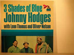Bild zu 3 Shades of Blue von Johnny Hodges
