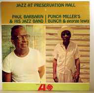 Bild zu Jazz at preservation hall 3 von Paul Barbarin