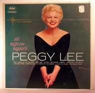 Bild zu all aglow again! von Peggy Lee