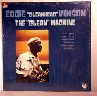 Bild zu the clean machine von Eddie 'Cleanhead' Vinson