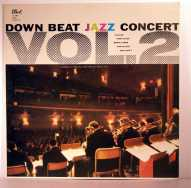 Bild zu Down Beat Jazz Concert 2 von Various Artists