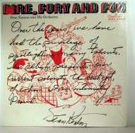 Bild zu Fire, Fury and Fun von Stan Kenton