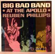 Bild zu Reuben Phillips Big Band at the Apollo von Reuben Phillips