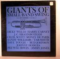 Bild zu Giants of small-Band Swing Volume 2 von Various Artists