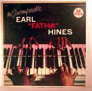 Bild zu the incomparable Earl Fatha Hines von Earl Hines
