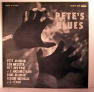 Bild zu Pete's Blues von Pete Johnson