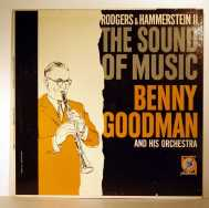 Bild zu the sound of music von Benny Goodman