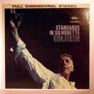 Bild zu Standards in Silhouette von Stan Kenton