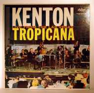 Bild zu at the Las Vegas Tropicana von Stan Kenton