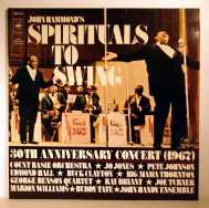 Bild zu Spirituals to swing von Johnny Hammond