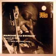 Bild zu Marchin' and Swingin' von Wilbur DeParis