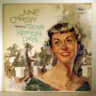 Bild zu June Christy recalls those Kenton Days von June Christy