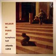 Bild zu Wilbur de Paris at Symphony Hall  von Wilbur DeParis