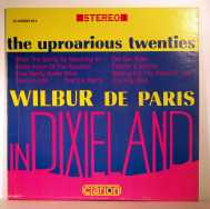 Bild zu the uproarious twenties von Wilbur DeParis