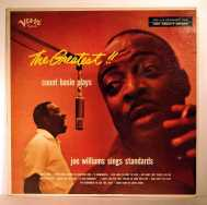 Bild zu Count Basie swings, joe Williams sings Standards von Joe Williams