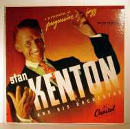 Bild zu a presentation of progressive jazz von Stan Kenton