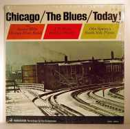 Bild zu Chicago/ The Blues Today (Vol 1)  von Various Artists