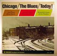Bild zu Chicago/ The Blues Today von Various Artists