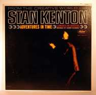 Bild zu Adventures in Time von Stan Kenton