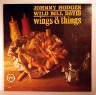 Bild zu wings & things  von Johnny Hodges
