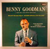 Bild zu Selections Featured in the Benny Goodman Story von Benny Goodman
