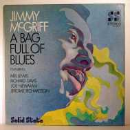 Bild zu A bag full of blues von Jimmy McGriff