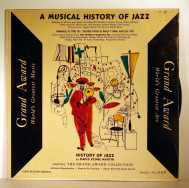 Bild zu A Musical History of Jazz von Various Artists