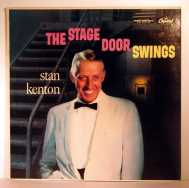 Bild zu The Stage Door Swings von Stan Kenton