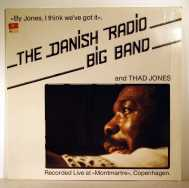 Bild zu The Danish Radio Big Band and Thad Jones von Thad Jones